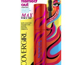 covergirl black blaze mascara