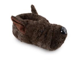 mens bear slippers