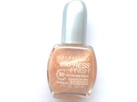 maybelline nail polish crystal dash