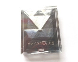 maybelline blue black silver
