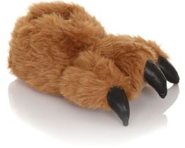 mens claw slippers