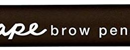 maybelline master shape brow pencil deep brown
