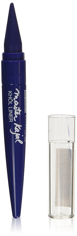 maybelline master kajal eyeliner lapis blue