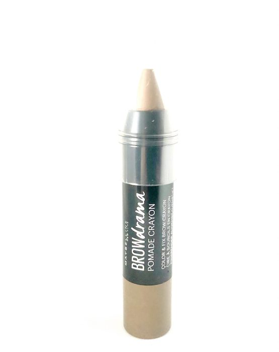 Maybelline Brow Drama Pomade Crayon Medium Brown 02