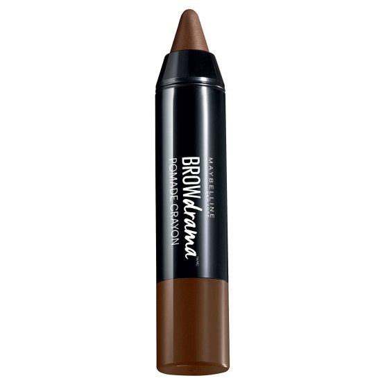 Maybelline brow drama pomade medium brown