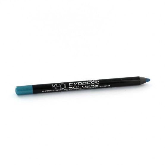 maybelline khol express eyeliner metallic blue