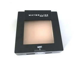 Maybelline colorsensational mono eyeshadow Nudist 2