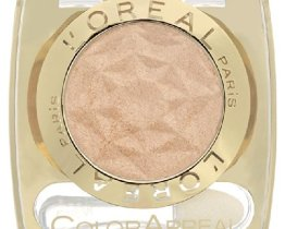 L'Oreal Color Appeal Eyeshadow Golden Shimmer 23, gold eyeshadow