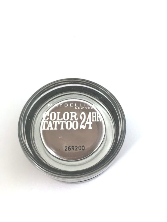 Maybelline Color Tattoo Eyeshadow Permanent Taupe 40