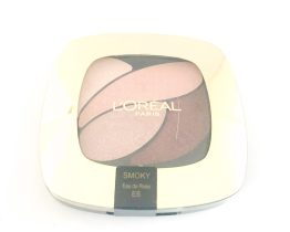 Loreal Color Riche Quad Eyeshadow Eau De Rose E6