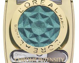 L'Oreal Color Appeal Eyeshadow Aquadisiac 183, Blue Chrome Intensity Eyeshadow