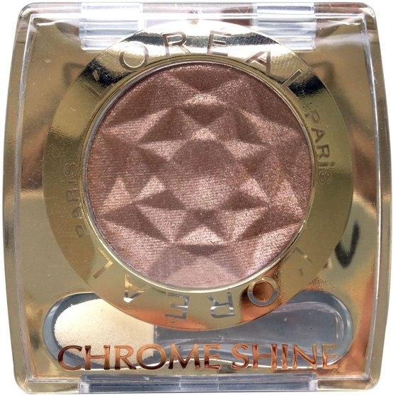 L'Oreal Color Appeal Eyeshadow Brown Lame 168, Brown Eyeshadow