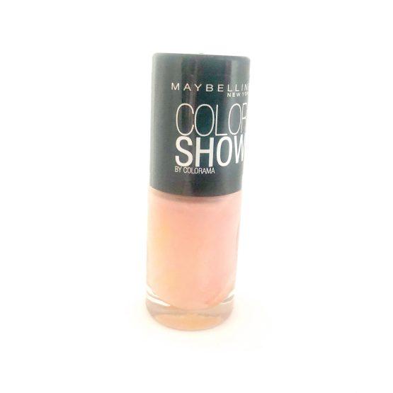 Maybelline Color Show Nail Polish Peach Bloom 426, Peach Nail Varnish