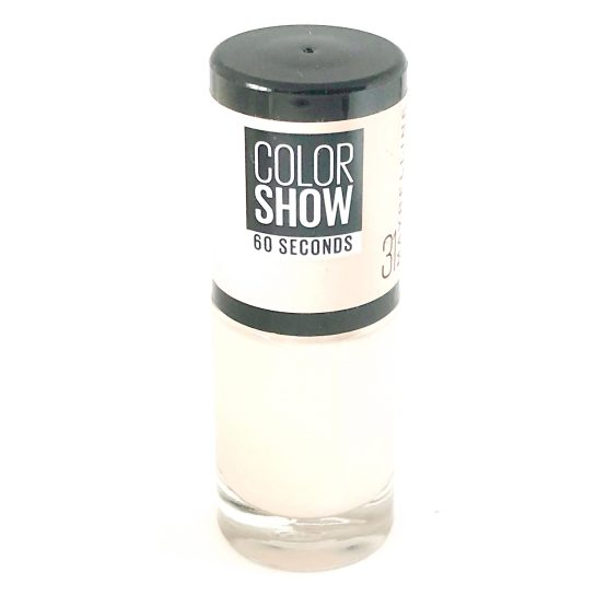 Maybelline Color Show Nail Polish Peach Pie 31, Nude Nail Varnish