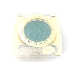 L'Oreal Color Appeal Eyeshadow Xenon Blue 106, Blue Eyeshadow