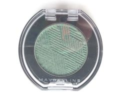 Maybelline Color Show Eyeshadow Beetle Green 20, Green Eye Colour