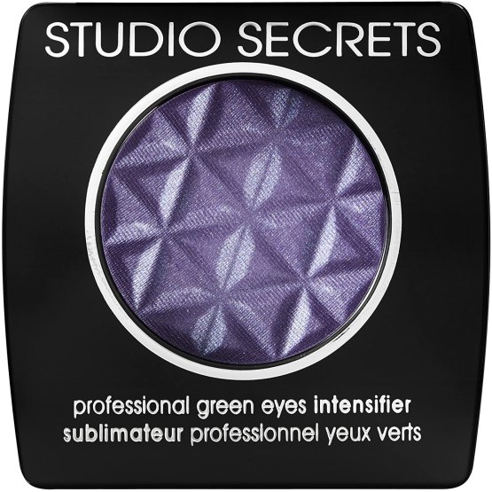 L'Oreal Studio Secrets Eyeshadow 360 Green Eyes, Purple Eye Colour