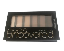 Collection Eyes Uncovered Nude Palette, Nude Eyeshadow, Nude Eye Colour, Eyeshadow Palette