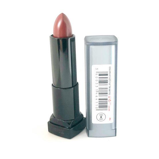 Maybelline ColorSensational Lipstick Matte Cruel Ruby 05, Red Lipstick, Ultra Matte