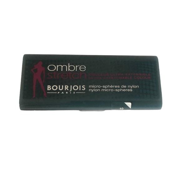 Bourjois Ombre Stretch Eyeshadow Bleu Elasthane 10, Blue Eyeshadow, Discontinued
