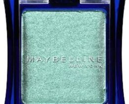 Maybelline Expert Wear Eyeshadow Caribbean Blue 06, Blue Eyeshadow