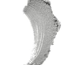 Maybelline Color Tattoo Eye Chrome Eyeshadow Silver Spark 580, Silver Eyeshadow, Metallic