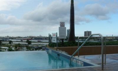 Sheraton Puerto Rico Hotel & Casino infinity pool