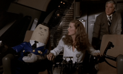 The Flight Attendant Discovers the Auto-Pilot Has Been Turned Off