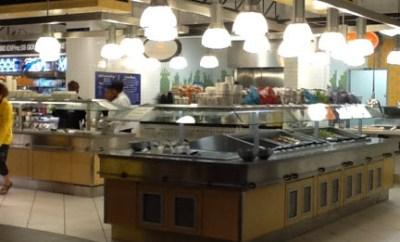 MSP Terminal 1 Salad Bar