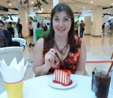 Keri Secret Garden Central World crepe cake bangkok
