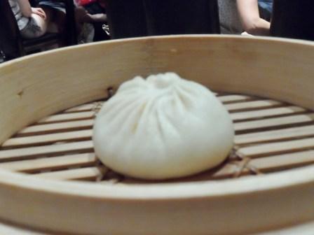 Din Tai Fung Bangkok steamed pork bun