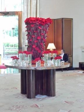 Conrad Hong Kong Lobby
