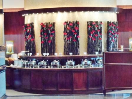 Conrad Hong Kong Lobby Lounge buffet