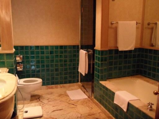 Sheraton Grande Sukhumvit Grande Deluxe King Suite bathroom