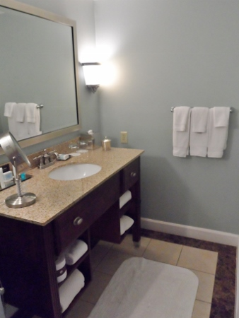 Omni Amelia Island Plantation Resort bathroom