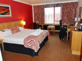 Radisson Blu Limerick Hotel & Spa Business Executive Room