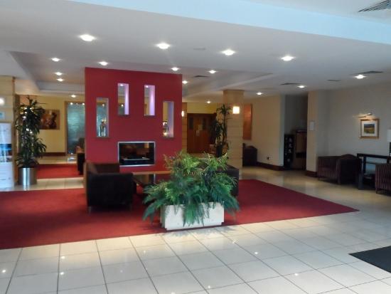 Radisson Blu Limerick Hotel & Spa Lobby