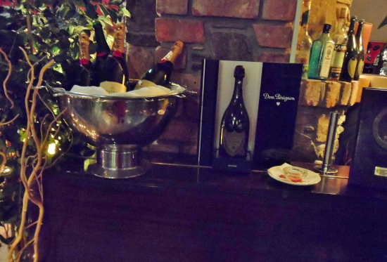 Radisson Blu Limerick Hotel & Spa Quench Bar Champagne