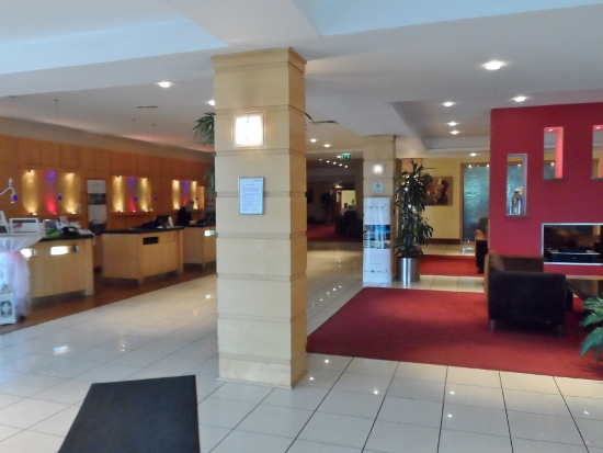 Radisson Blu Limerick Hotel & Spa Quench Bar Check In