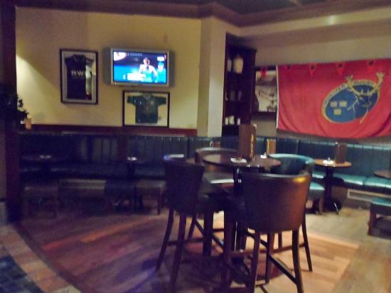 Radisson Blu Limerick Hotel & Spa Quench Bar