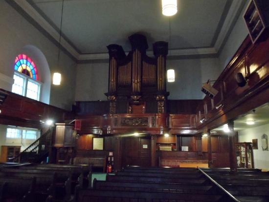St Michans Church Pipe Organ