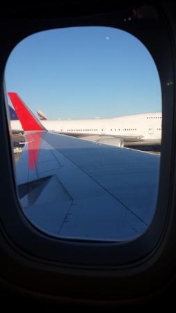 Austrian Airlines IAD to VIE
