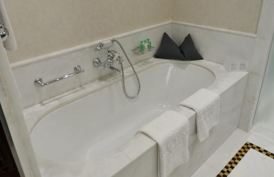 Hotel Bristol Vienna Bristol Suite Bathtub