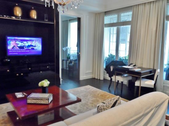 Hotel Bristol Vienna Bristol Suite Desk