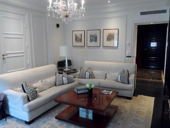 Hotel Bristol Vienna Bristol Suite Seating