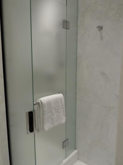 Hotel Bristol Vienna Bristol Suite Shower