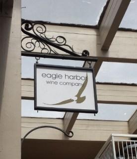 Eagle Harbor Wine Company Tasting Room Bainbridge