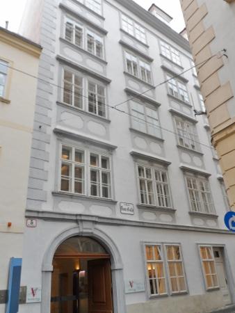 Exterior Mozarthaus