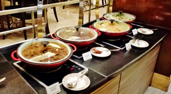 Le Meridien Kuala Lumpur Latest Recipe buffet malaysian