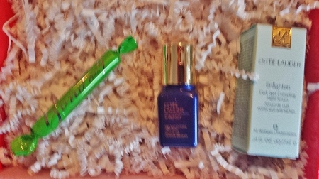 October 2014 Sample Society Bond No 9 Estee Lauder Enlighten